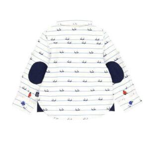 Πουκάμισο Boboli λευκό 712325