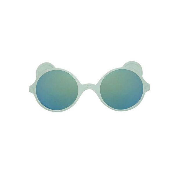 Παιδικά γυαλιά ηλίου KiETLA 1-2E almond green για κορίτσια