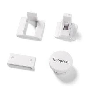 Μαγνητική κλειδαριά για ντουλάπια BabyOno bn946 (4τεμάχια)