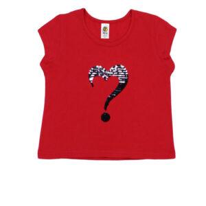 Παιδική μπλούζα με παγιέτες Prod 61114 για κορίτσια 6 έως 16 ετών
