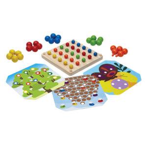 Δημιουργικός πίνακας Plan Toys 5399 3E+ για ατελείωτο παιχνίδι