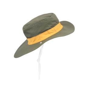 Καπέλο αντηλιακό KiETLA 2 όψεων panama kaki UPF 50+