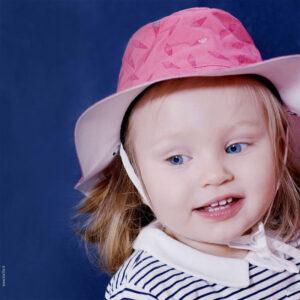 Παιδικό καπέλο αντηλιακό KiETLA 2 όψεων ice kream UPF 50+