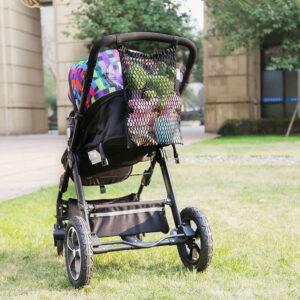 Τσάντα-δίχτυ καροτσιού BabyWise, απαραίτητο αξεσουάρ!