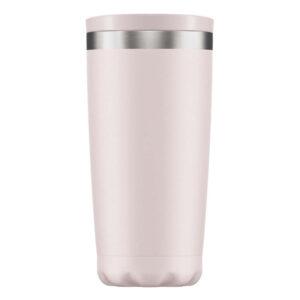 Ισοθερμικό ποτήρι καφέ Chilly's pink 500ml 201046