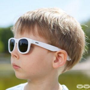 Παιδικά γυαλιά ηλίου iTooTi για βρέφη 6-30 μηνών λευκό
