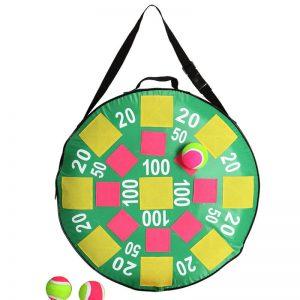 Παιχνίδι στόχων με αυτοκόλλητα μπαλάκια ΒS Toys GA365
