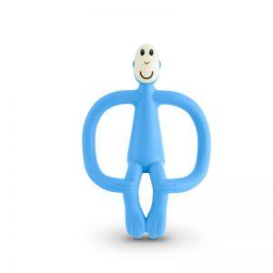 Μασητικό Μatchstick Monkey Teething Toy γαλάζιο 240107