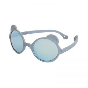 Παιδικά γυαλιά ηλίου KiETLA 2-4 ετών ourson silver blue