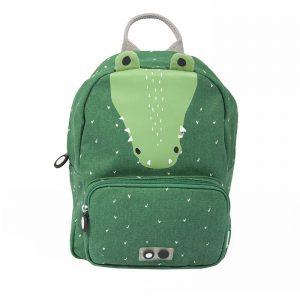 Τσάντα πλάτης Trixie Mr Crocodile 77409 για τον παιδικό ή τη βόλτα