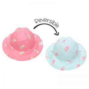 Καπέλο διπλής όψης UPF50+ Flapjackkids 6-24μηνών