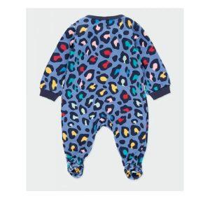 Βρεφικό fleece φορμάκι Boboli 603076 organic για αγόρια