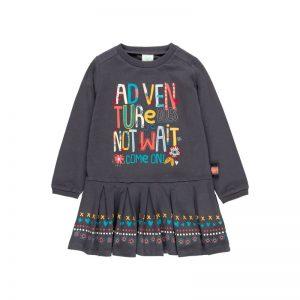 Παιδικό φόρεμα junior girl Boboli 413121 για κορίτσια