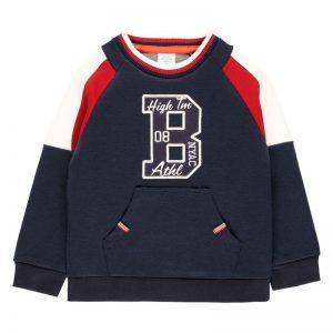 Παιδική μπλούζα φούτερ junior boy Boboli 503110