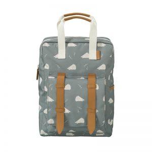 Σχολικό σακίδιο πλάτης - τσάντα Fresk Hedgehog 36x26εκ FR-FB940-05