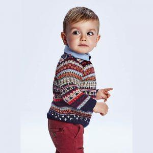 Πουλόβερ baby boy Mayoral 02376