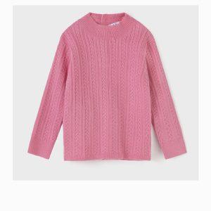Βρεφική πλεκτή μπλούζα Mayoral 02078 για κορίτσια έως 3 ετών