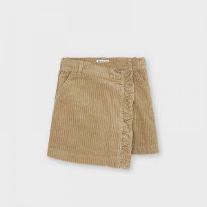 Παιδική φούστα κοτλέ mini girl Mayoral 04904 για κορίτσια
