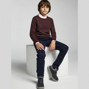 Παντελόνι junior boy Mayoral λοξότσεπο 00530