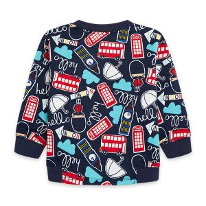 Μπλούζα φούτερ Tuc Tuc mini boy 11310351