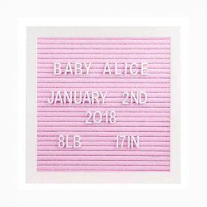 Πίνακας μηνυμάτων Pearhead message board PH-60113 pink