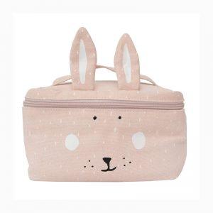 Ισοθερμική τσάντα φαγητού Trixie Mrs Rabbit 77434 για το σχολείο & τη βόλτα