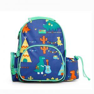 Σχολική τσάντα Penny Scallan Dino rock μεσαία 26x36x16 BPMDR