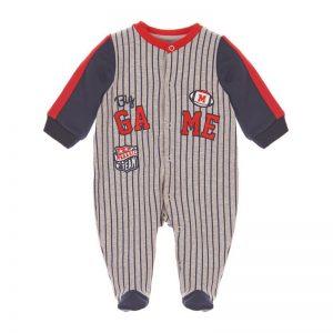 Βρεφικό φορμάκι φούτερ Marasil 22110821 για αγόρια